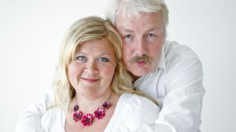 Monica E. Johnsen og Sten Johnsen